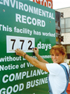 777 days in a recycling program