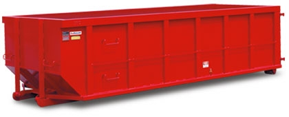 removal-open-top-container
